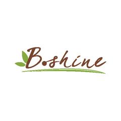 B.shine