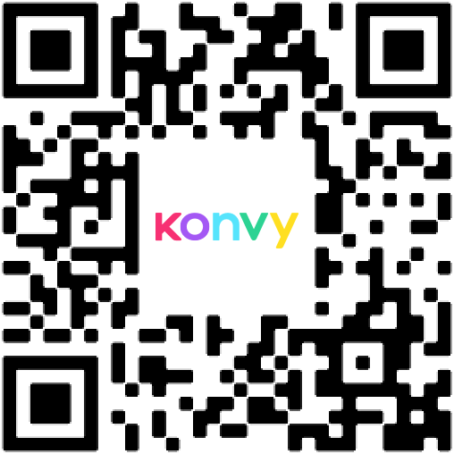 Konvy QR Code