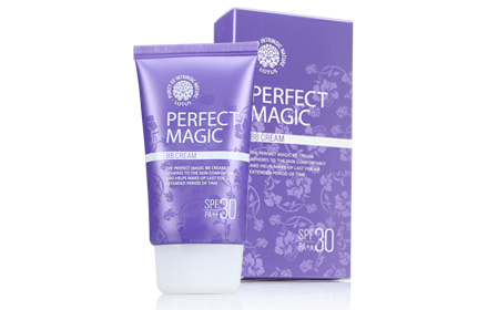Welcos Perfect Magic BB Cream SPF30