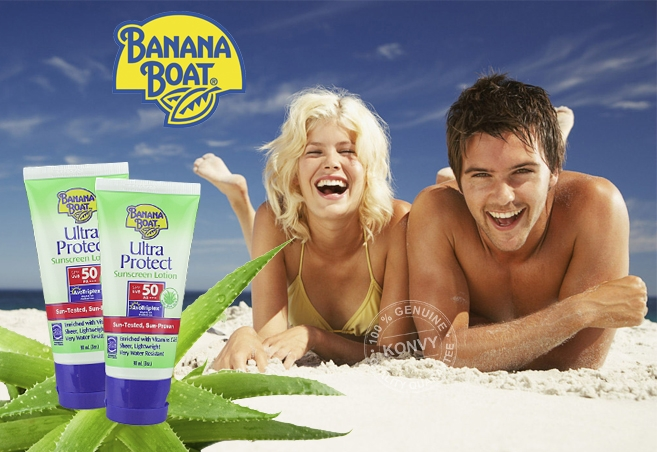 Banana Boat Ultra Protect Sunscreen Lotion SPF 50 PA+++ 90ml_1