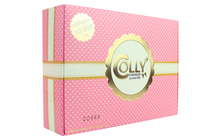 Colly Plus Collagen 10,000 mg 15pcs