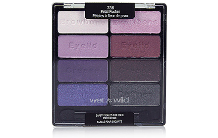 Wet n Wild Coloricon Eyeshadow Collection #Petal Pusher-736