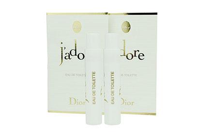 แพ็คคู่ Dior j'adore EDT (1ml x2)