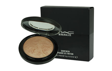 MAC Mineralize Skinfinish Natural 10g #Soft&Gentle