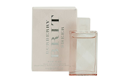 Burberry Brit Sheer For Her EDT 5ml