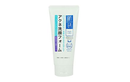 Hada Labo Deep Clean & Blemish Control Face Wash 100g