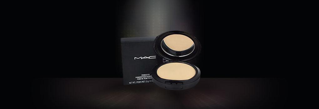 MAC Studio Fix Powder Plus Foundation 15g #NC20