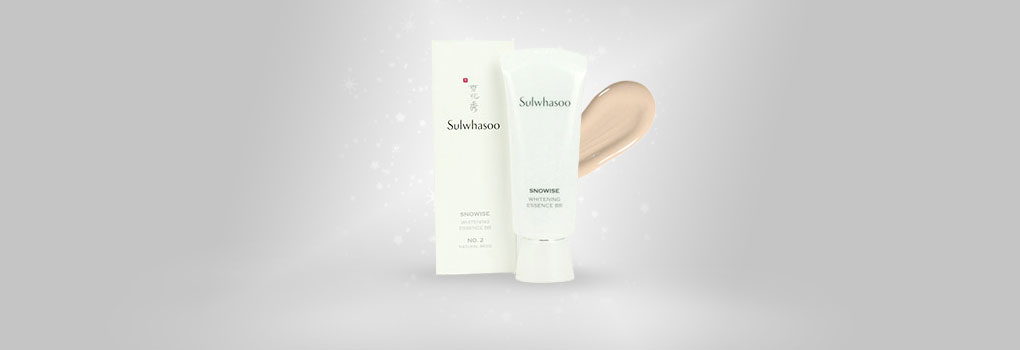 Sulwhasoo Snowise Whitening Essence BB #No.2 Natural Beige 30ml