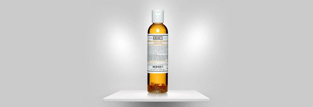 Kiehl's Calendula Herbal Extract Alcohol Free Toner 250ml