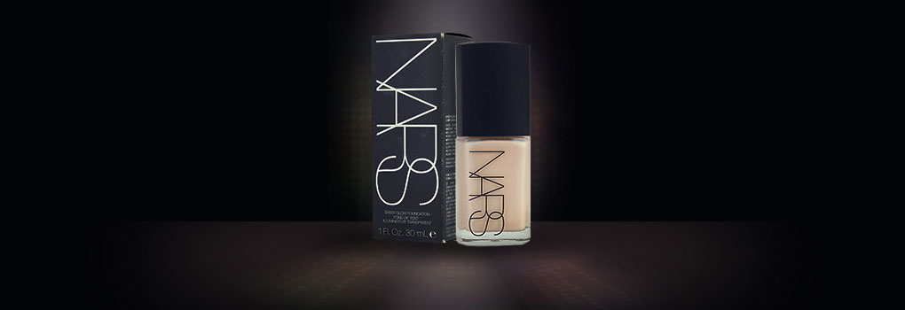 NARS Sheer Glow Foundation 30ml # Light2 Mont Blanc Sheer Glow 6042