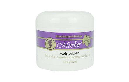 Merlot Moisturizer SPF15 118ml