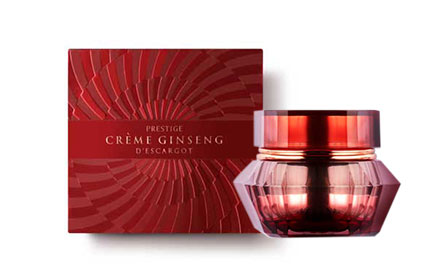 It's Skin Ginseng D'Escargot Cream 60ml