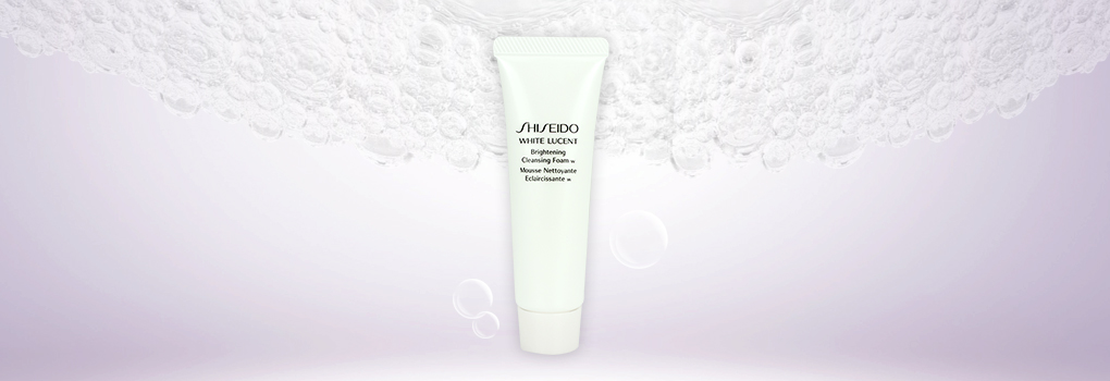 Shiseido White Lucent Brightening Cleansing Foam W 30ml