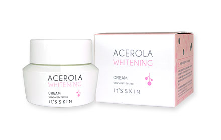 It's Skin Acerola Whitening Cream 50ml