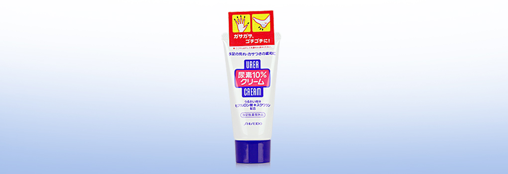Shiseido Urea Cream 60g(Tube)