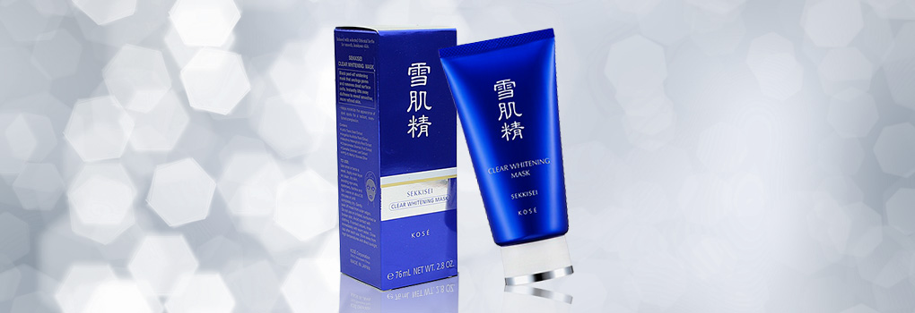 Kose Sekkisei Clear Whitening Mask 76ml