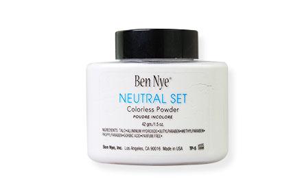 Ben Nye Neutral Set Colorless Powder 42g
