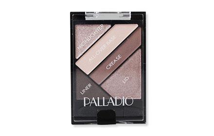 Palladio Silk FX All-In-One Herbal Eyeshadow #WTES08 Debutante 2.6g ( สินค้าหมดอายุ : 2019.06 )