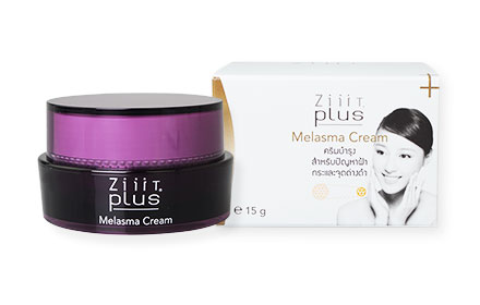Ziiit Plus Melasma Cream 15g