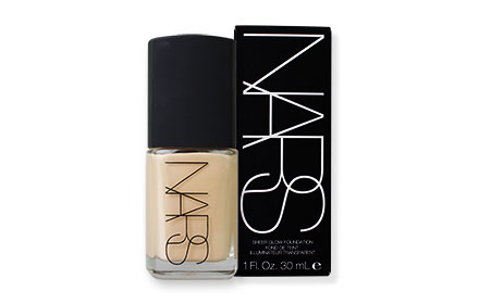 NARS Sheer Glow Foundation 30ml # Light5 Fiji