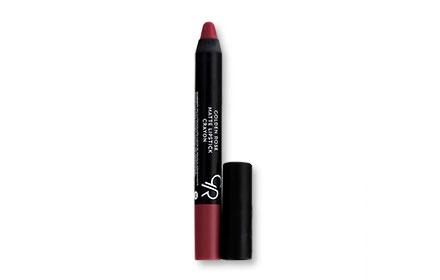 Golden Rose Matte Lipstick Crayon 3.5g #10