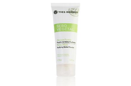Yves Rocher Sebo Vegetal Purity Mask 75ml