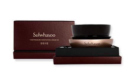 Sulwhasoo Timetreasure Renovating Cream Ex 60ml