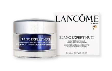 Lancome Blanc Expert Nuit Firmness Restoring Whitening Night Cream 50ml