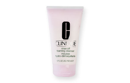 Clinique Rinse-off Foaming Cleanser Mousse 150ml