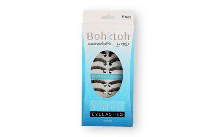 Bohktoh Eyelash 10Pairs #P-048