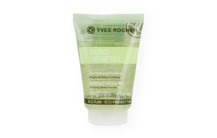 Yves Rocher Sebo Vegetal Purifying Cleansing Gel 125ml
