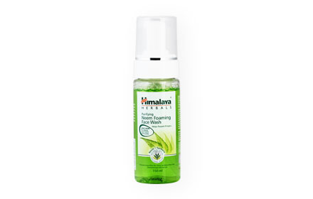 Himalaya Herbals Purifying Neem Foaming Face Wash 150ml