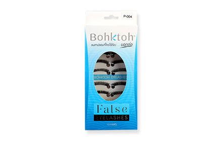 Bohktoh Eyelash 10Pairs #P-4