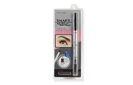 Mei Linda Smart Auto Brow Liner 0.25g #02 BlackBrown