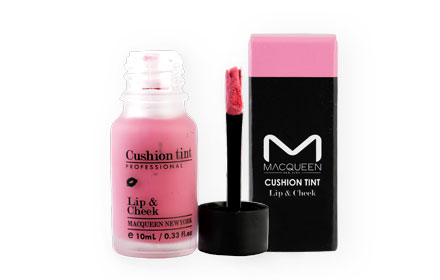MacQueen Cushion Tint Lip & Cheek 10ml #No.01