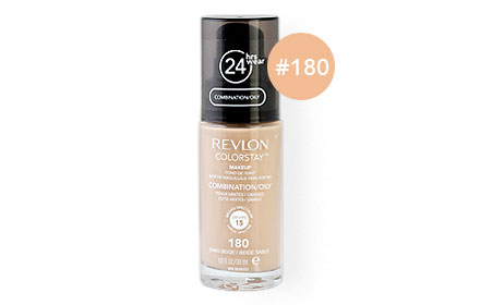Revlon Colorstay Makeup Combination/Oily Skin SPF15 30ml #180 Sand Beige/Beige Sable
