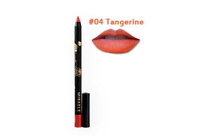 Mei Linda Miracle Color Fit Lip Liner #04 Tangerine ( สินค้าหมดอายุ : 2020.10 )
