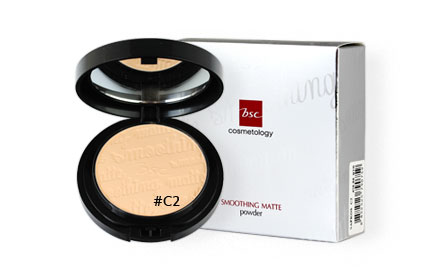 BSC Smoothing Matte Powder 10.5g #C2
