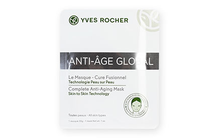 Yves Rocher Anti-Age Global Complete Anti-Aging Mask 1 Masque (30g)