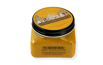 Beauty Buffet Scentio Very Thai Turmeric Body Scrub & Mask 300ml