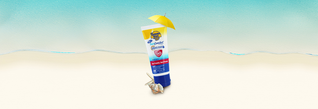 Banana Boat Sun Comfort Sunscreen Lotion SPF50 PA+++ 90ml