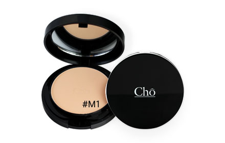 Cho Anti-Aging Powder Ultra-Light Texture Vitamin E SPF15/PA++ 12g #M1
