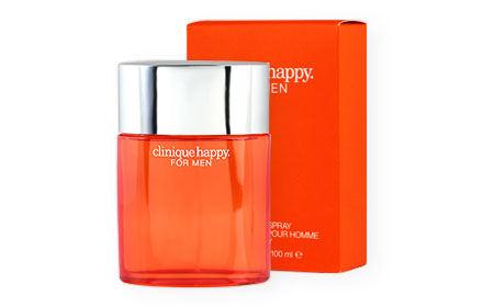 Clinique Happy For Men Cologne Spray EDT Pour Homme Spray 100ml