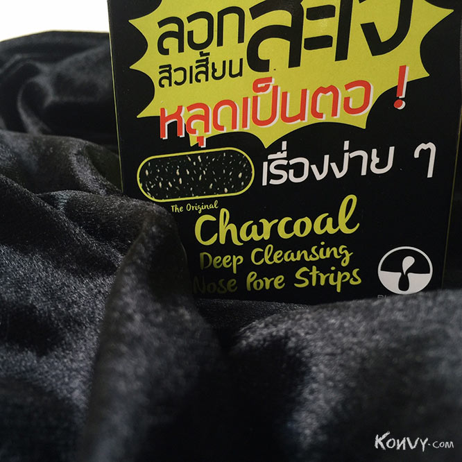 The Original Charcoal Deep Cleansing Nose Pore Strips_3