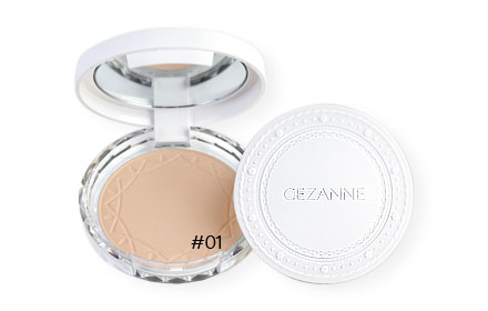 Cezanne UV Clear Face Powder #01