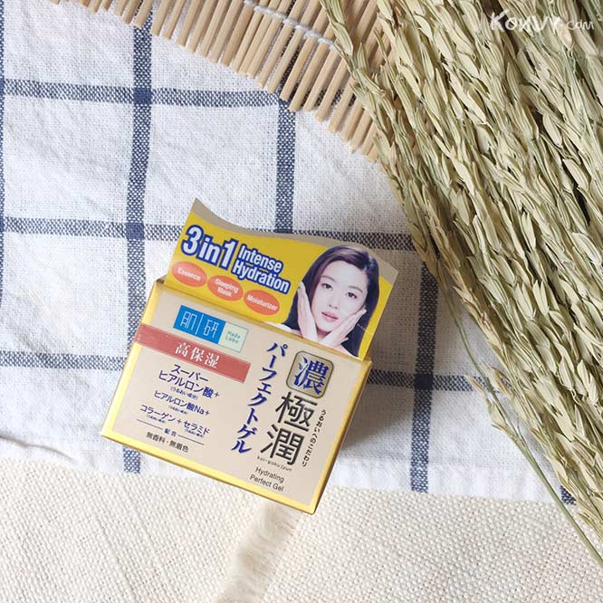 Hada Labo Hydrating Perfect Gel_1