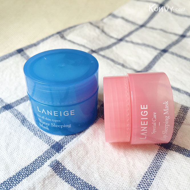 Laneige Goognight Sleeping Care kit (2 Items)_2