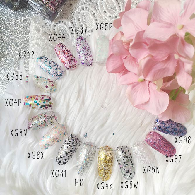 TenTen Nail Colour 12ml #XG8W_3