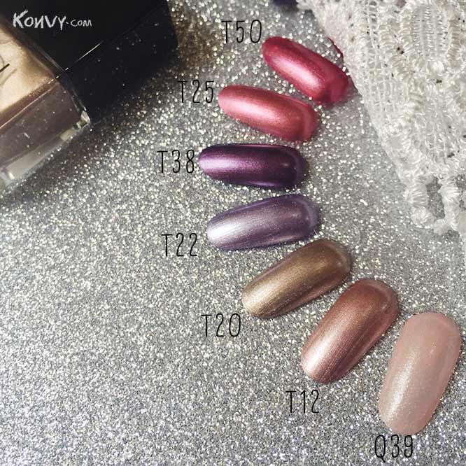 TenTen Nail Colour 12ml #T38_3