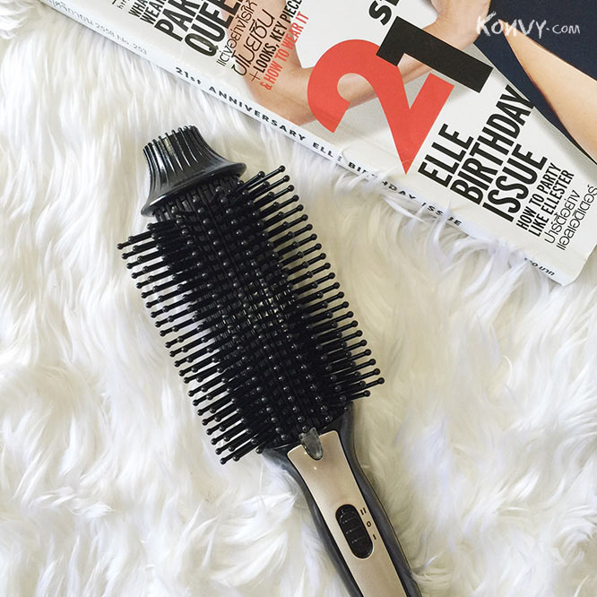Le'sasha Beauty Power Brush Styler LS1078_1